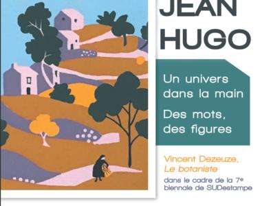 Affiche Exposition Jean Hugo